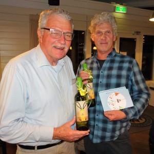 2017/2018 - Winnaar slemcompetitie - Harry Kamp & Willem Verberg