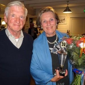 2018/2019 Clubkampioenen Lia & James Muller